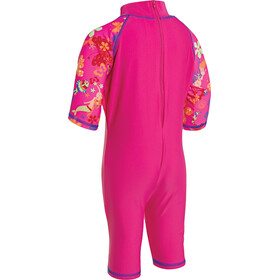 Zoggs Mermaid Flower Sun Protection One Piece Kids Lily/Multi